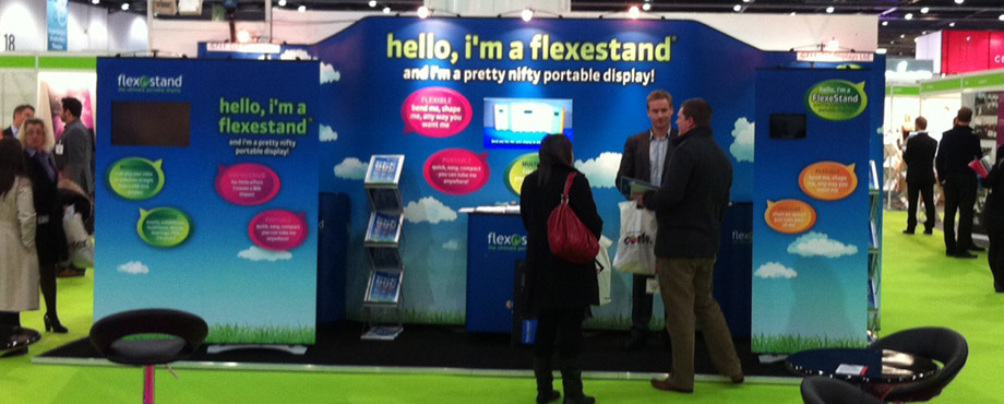 FlexeStand - Exhibition Stand